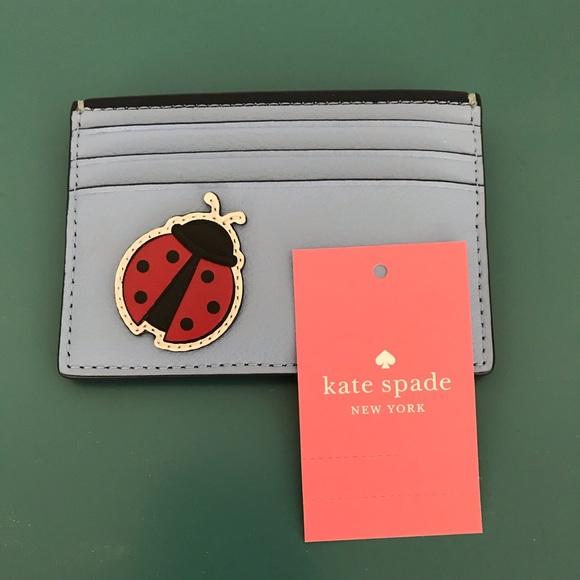 🐞Kate Spade Card Holder